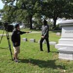 Joel im Interview mit CBS